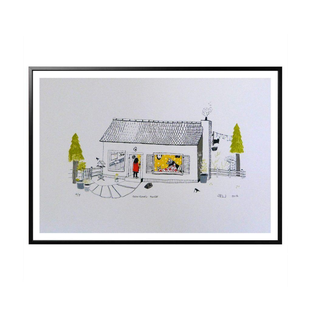 Grandma's House 01